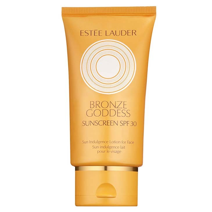 ESTEE LAUDER Bronze Goddess Sun Indulgence Lotion for Face SPF 30