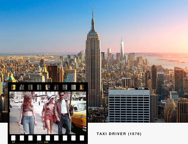 Taxi Driver, New York