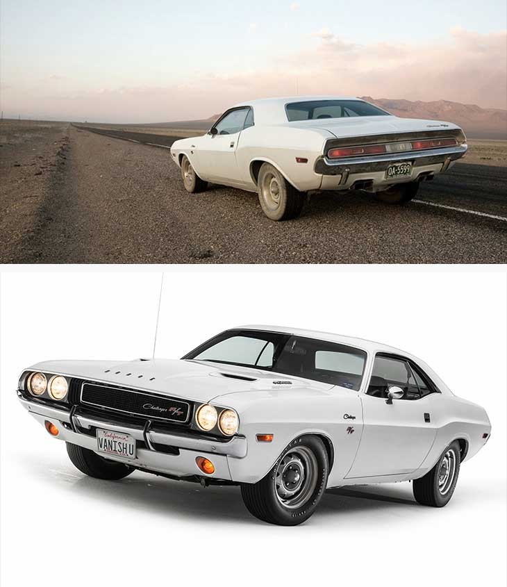 Dodge Challenger - Vanishing Point