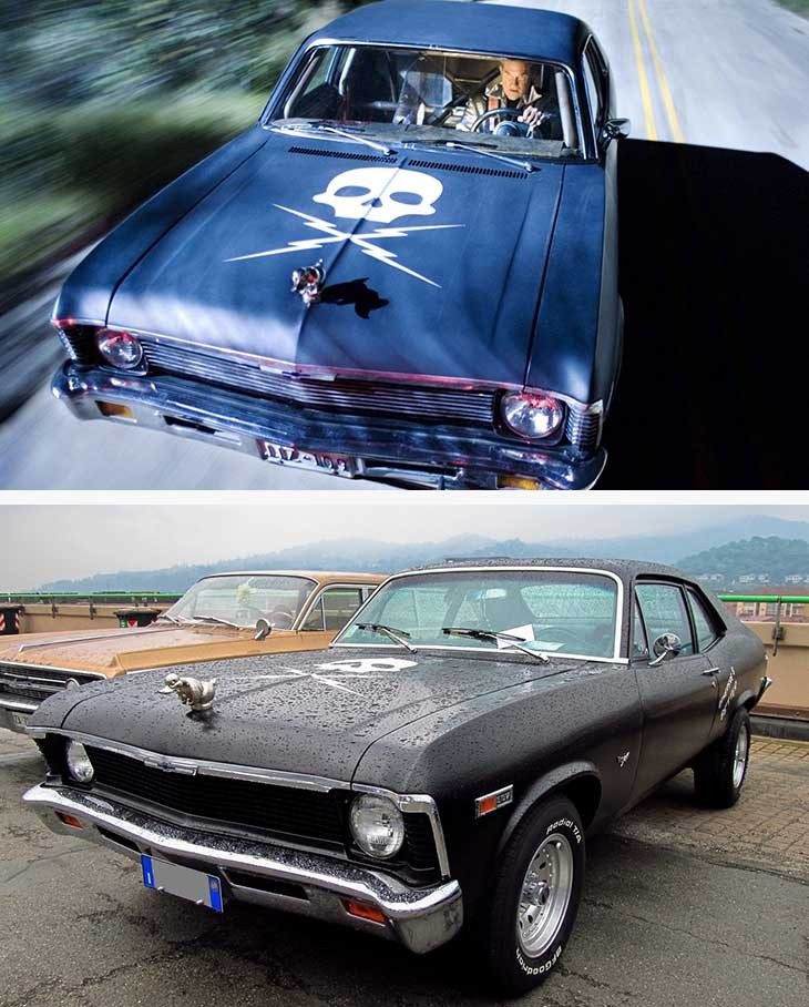 Chevrolet Nova – Death Proof