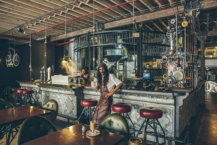 Truth Coffee Roasting / Cape Town