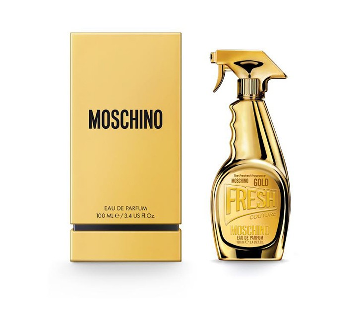 Moschino, Gold Fresh Couture