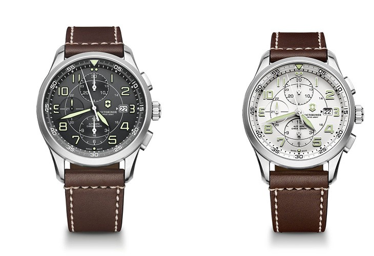 Victorinox Swiss Army, AirBoss Mechanical Chronograph