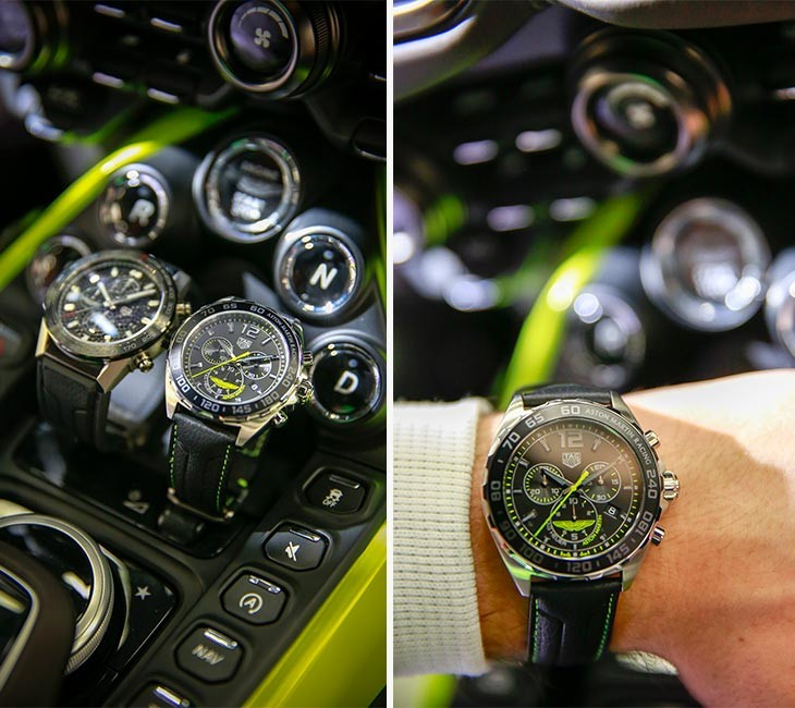 TAG Heuer, Aston Martin Special Edition