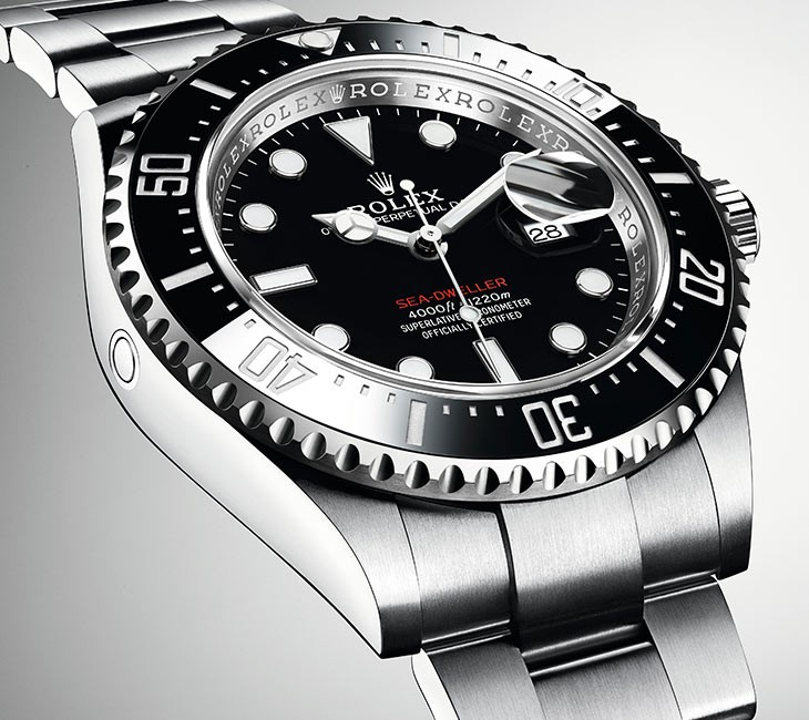 Rolex, Oyster Perpetual Sea-Dweller