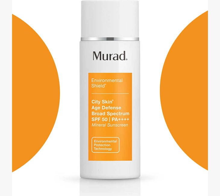 MURAD City Skin Age Defense SPF 50