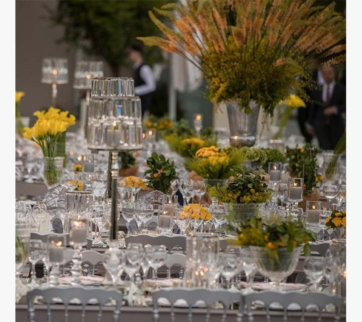 Inside Flowers & Events, İstanbul
