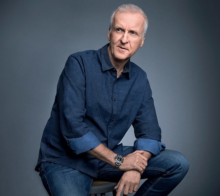JAMES CAMERON-ROLEX OYSTER PERPETUAL SUBMARINER DATE