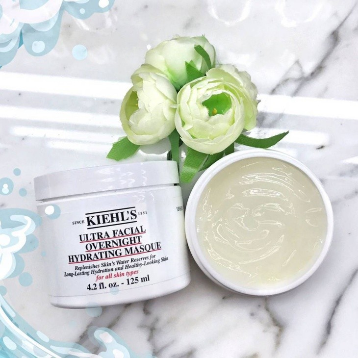 Kiehls Ultra Facial Overnight Hydrating Mask