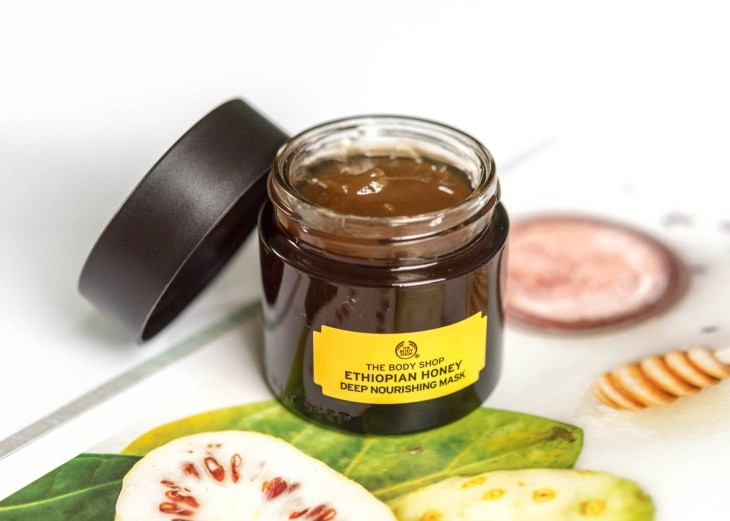 The Body Shop Ethiopian Honey