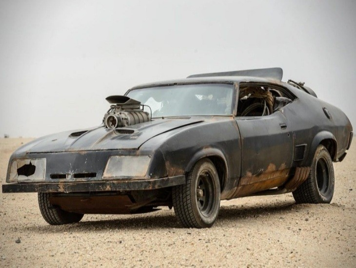 Ford Falcon XB GT Coupe 1973 - Mad Max