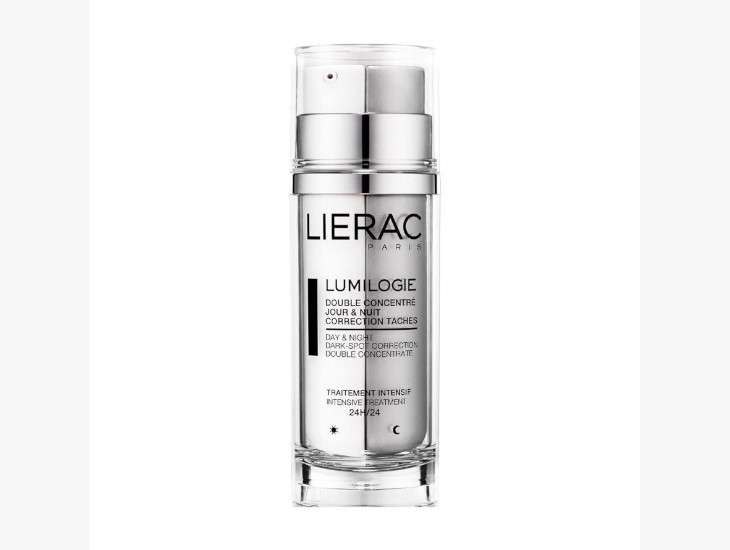 Konsantre Serum: Lierac Lumilogie Day & Night Dark Spot Correction Double Concentrate