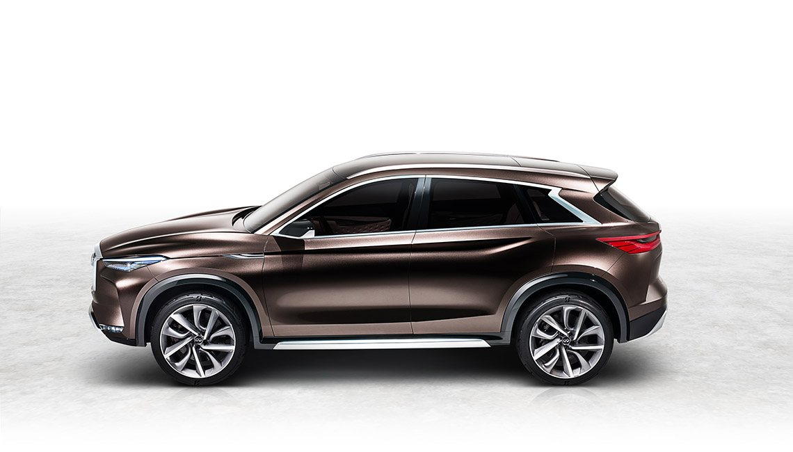 10. INFINITI QX50 Concept Profile_High